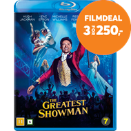 Produktbilde for The Greatest Showman (BLU-RAY)