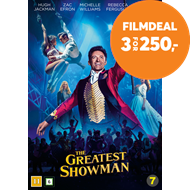 Produktbilde for The Greatest Showman (DVD)