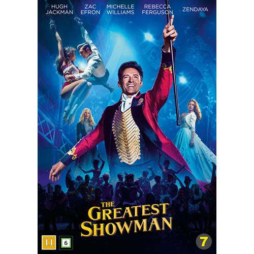 The Greatest Showman (DVD)