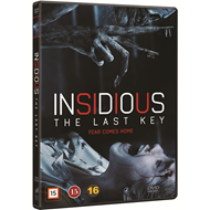 Insidious: Chapter 4 - The Last Key (DVD)