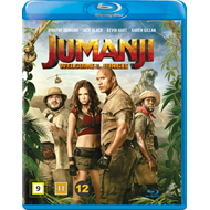 Jumanji: Welcome To The Jungle (2017) (BLU-RAY)