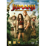 Jumanji: Welcome To The Jungle (2017) (DVD)