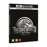 The Lost World: Jurassic Park (4K Ultra HD + Blu-ray)