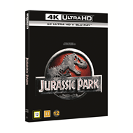 Produktbilde for Jurassic Park (4K Ultra HD + Blu-ray)