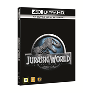 Produktbilde for Jurassic World (4K Ultra HD + Blu-ray)