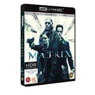 The Matrix (4K Ultra HD + Blu-ray)