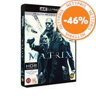 Produktbilde for The Matrix (4K Ultra HD + Blu-ray)