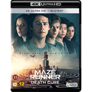 Maze Runner 3 - Dødskuren (4K Ultra HD + Blu-ray)