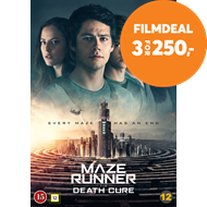 Produktbilde for Maze Runner 3 - Dødskuren (DVD)