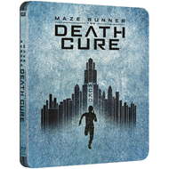 Maze Runner 3 - Dødskuren: Limited Steelbook Edition (BLU-RAY)