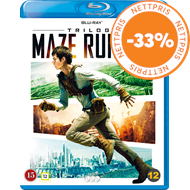 Produktbilde for Maze Runner 1-3 (BLU-RAY)