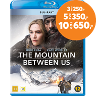 Produktbilde for The Mountain Between Us (BLU-RAY)