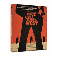 Produktbilde for Once Upon A Time In The West - Limited Steelbook Edition (BLU-RAY)
