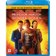 Professor Marston And The Wonder Women (BLU-RAY)