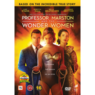 Professor Marston And The Wonder Women (DVD)
