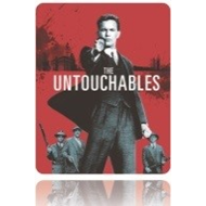 The Untouchables - Limited Steelbook Edition (BLU-RAY)