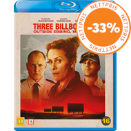 Produktbilde for Three Billboards Outside Ebbing, Missouri (BLU-RAY)