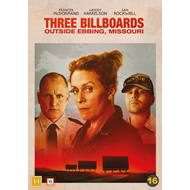 Three Billboards Outside Ebbing, Missouri (DVD)
