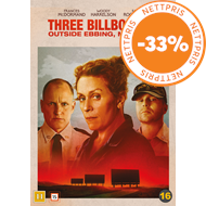 Produktbilde for Three Billboards Outside Ebbing, Missouri (DVD)