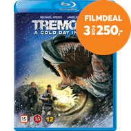 Produktbilde for Tremors 6 - A Cold Day In Hell (BLU-RAY)