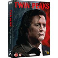 Produktbilde for Twin Peaks: A Limited Event Series (2017) (DVD)