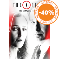 Produktbilde for The X-Files - Sesong 11 (DVD)