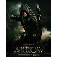Arrow - Sesong 6 (DVD)