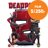 Produktbilde for Deadpool 2 (DVD)