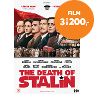 Produktbilde for The Death Of Stalin (DVD)