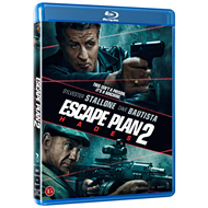 Produktbilde for Escape Plan 2: Hades (DK-import) (BLU-RAY)