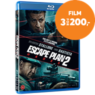 Escape Plan 2: Hades (DK-import) (BLU-RAY)