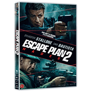 Escape Plan 2: Hades (DVD)