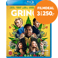 Produktbilde for Gringo (BLU-RAY)