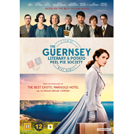 The Guernsey Literary And Potato Peel Pie Society (DVD)