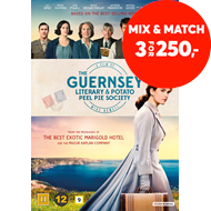 Produktbilde for The Guernsey Literary And Potato Peel Pie Society (DVD)