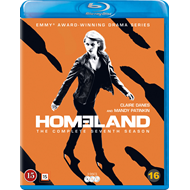 Produktbilde for Homeland - Sesong 7 (BLU-RAY)