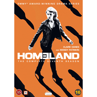 Produktbilde for Homeland - Sesong 7 (DVD)