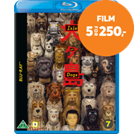 Produktbilde for Isle Of Dogs (BLU-RAY)