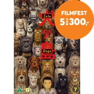 Produktbilde for Isle Of Dogs (DVD)