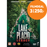 Produktbilde for Lake Placid: Legacy (DVD)