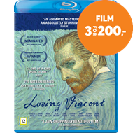 Produktbilde for Loving Vincent (BLU-RAY)
