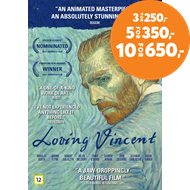 Produktbilde for Loving Vincent (DVD)