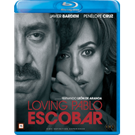 Loving Pablo Escobar (BLU-RAY)