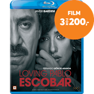 Produktbilde for Loving Pablo Escobar (BLU-RAY)