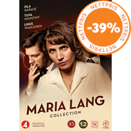 Produktbilde for Maria Lang Collection (DVD)