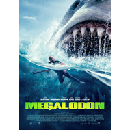 The Meg - Megalodon (4K Ultra HD + Blu-ray)
