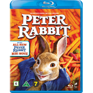 Petter Kanin / Peter Rabbit (BLU-RAY)
