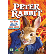 Petter Kanin / Peter Rabbit (DVD)