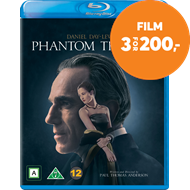Produktbilde for Phantom Thread (BLU-RAY)