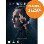 Produktbilde for Phantom Thread (DVD)